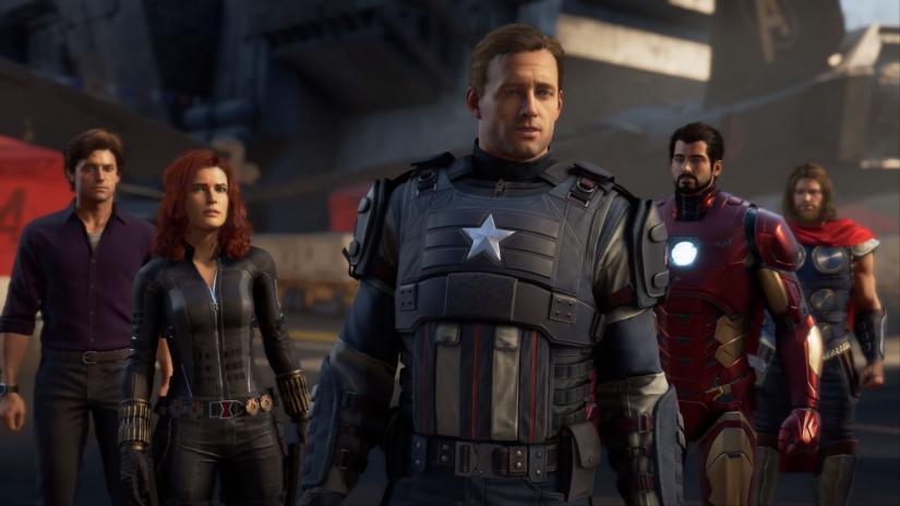 Best Games 2020 - Marvel's The Avengers