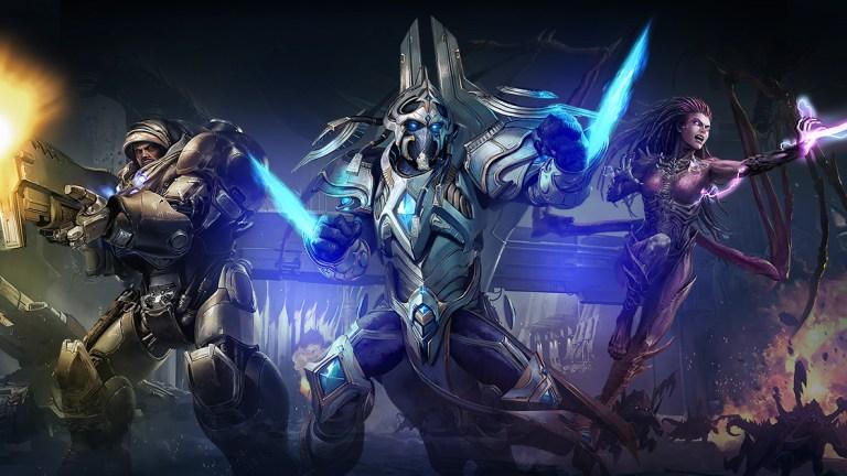 StarCraft Cancelled Diablo 4 Overwatch 2