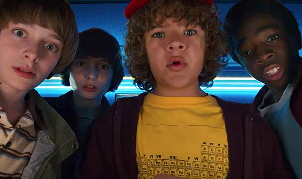 Stranger Things Season 2 on Netflix