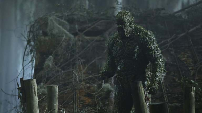 swamp thing episode 2 review dc universe