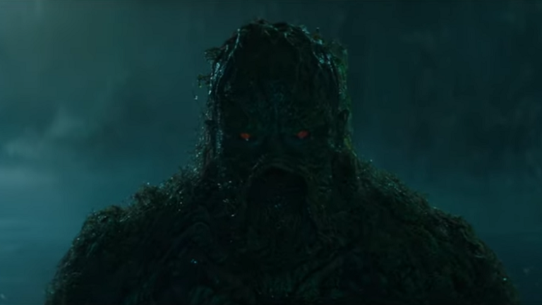 Swamp Thing TV Series on DC Universe