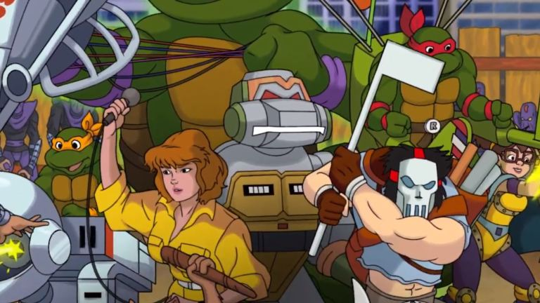Teenage Mutant Ninja Turtles Fan Game Pays Tribute To Arcade Classic Den Of Geek
