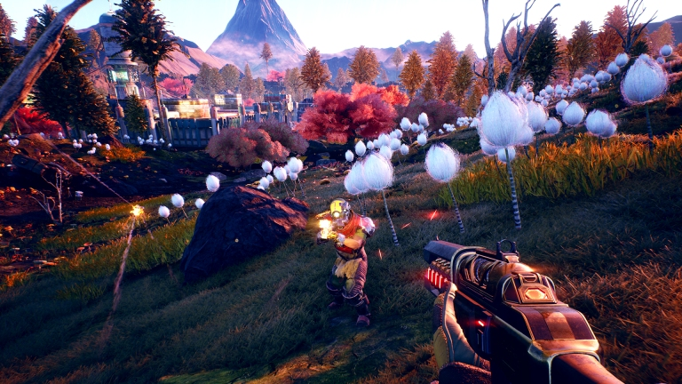 The Outer Worlds Fallout