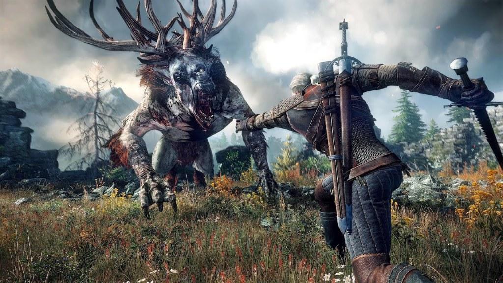 Fecha de lanzamiento del interruptor Witcher 3