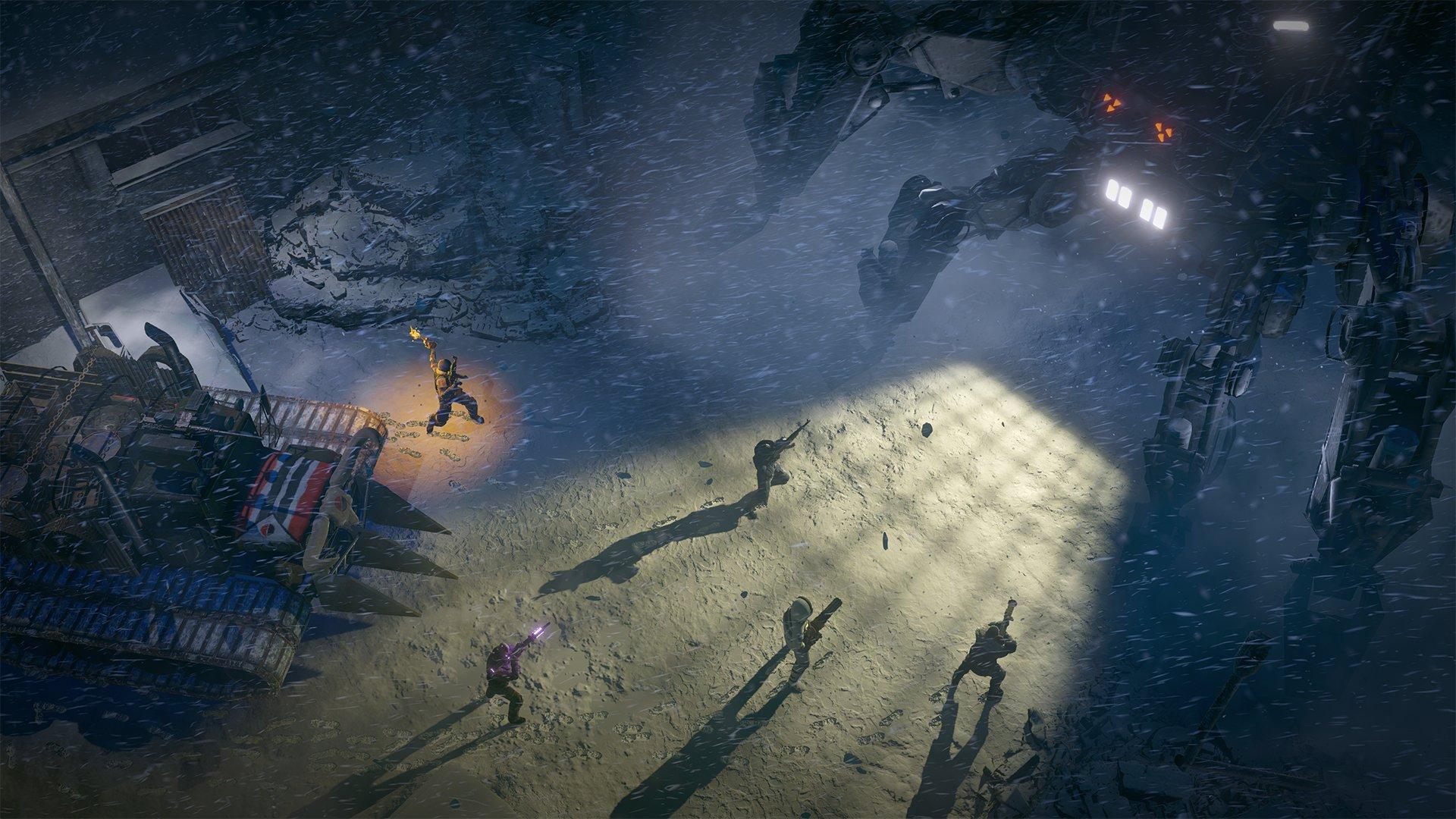Best Games 2020 - Wasteland 3