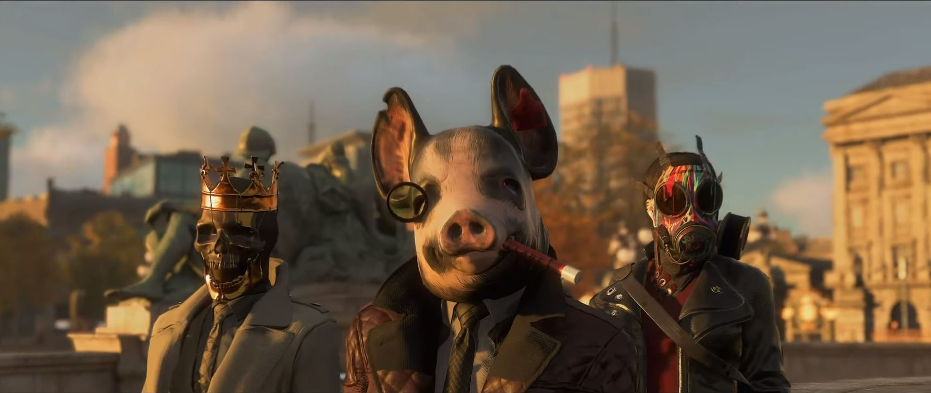 Watch Dogs Legion Release Date Trailer Gameplay And News Den Of Geek