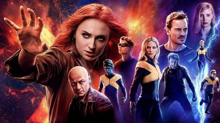 X-Men Dark Phoenix Easter Eggs