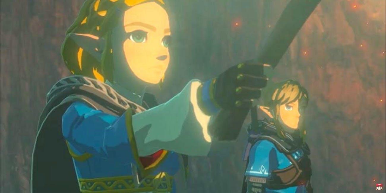 Why Zelda: Breath of the Wild 2 Is Happening, According to Nintendo - Den  of Geek
