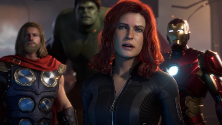 Marvel's Avengers Game: Black Widow