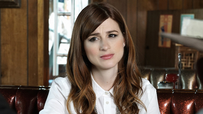 Aya Cash on You're the Worst; FX
