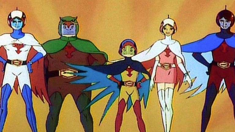 Battle of the Planets Movie Russo Brothers