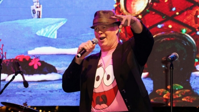 The voice of Patrick Star, Bill Fagerbakke