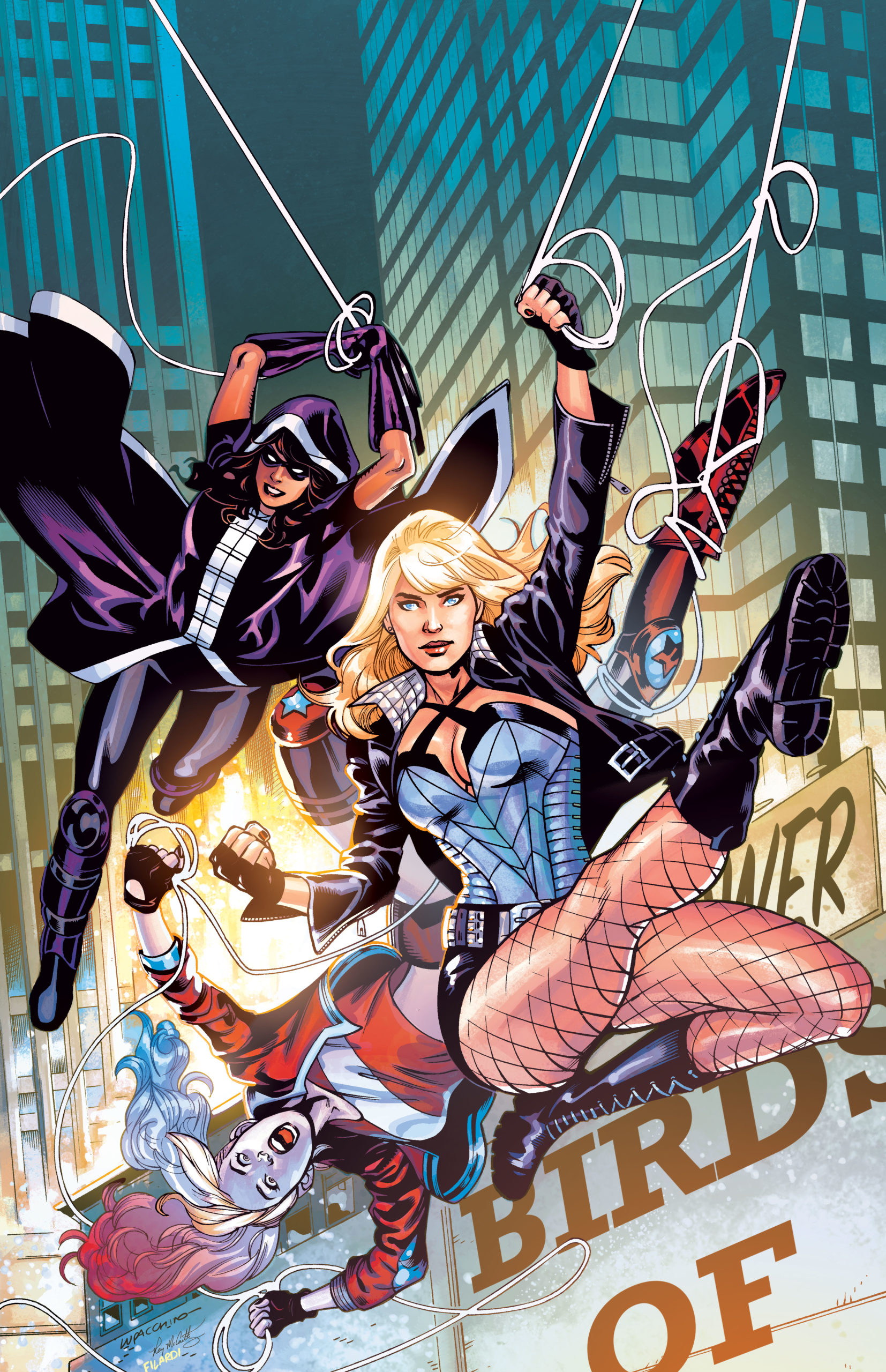 New Birds Of Prey Comic Coming From Dc Den Of Geek