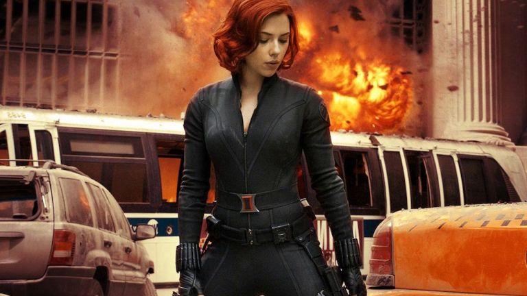Black Widow Footage Described SDCC
