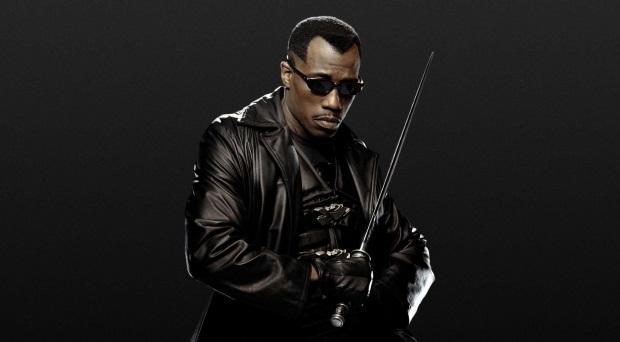 Wesley Snipes as Marvel's Blade