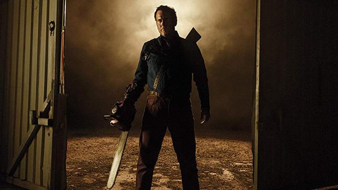 Bruce Campbell on Ash vs. Evil Dead; Starz