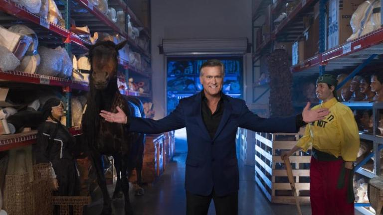 Bruce Campbell: Ripley's Believe or Not