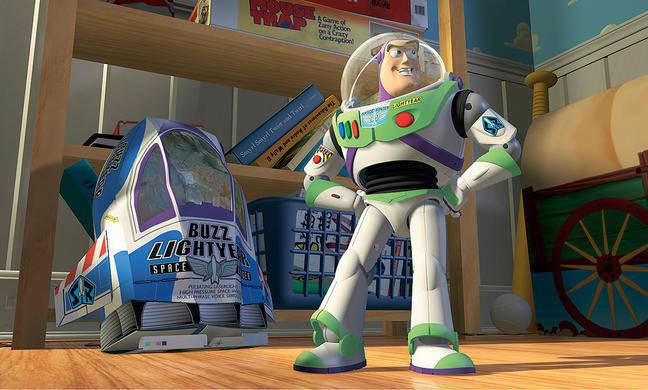 Toy Story: Buzz Lightyear