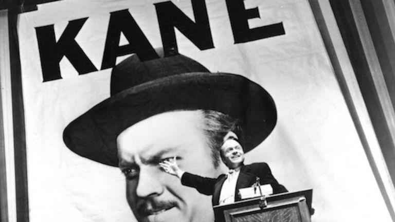 David Fincher Gary Oldman Citizen Kane