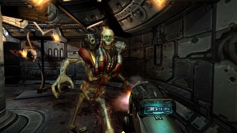 Doom Doom 2 Doom 3 Nintendo Switch
