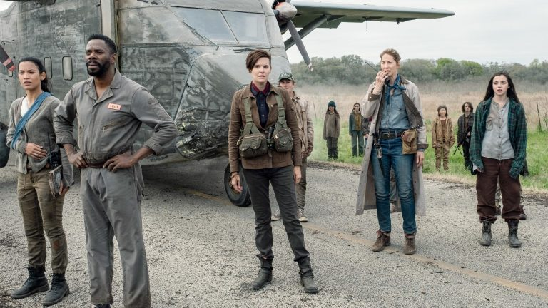 Fear the Walking Dead Season 5 Episode 8 Is Anybody Out There?