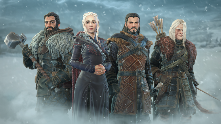 Game Of Thrones Beyond The Wall Transports Fans To A Different Era Of Westeros Den Of Geek