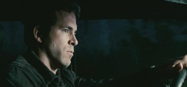 Ryan Reynolds as Hal Jordan in the Green Lantern movie