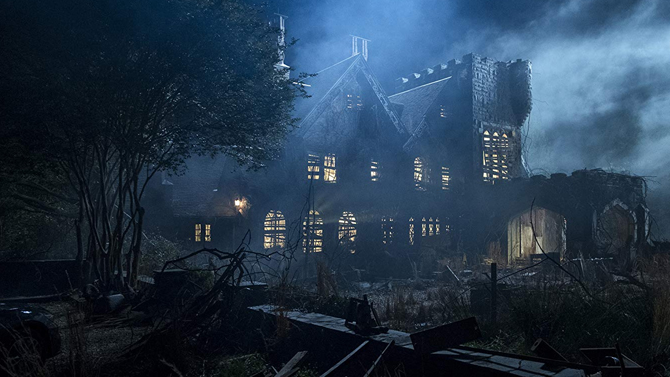 The Haunting of Hill House; Netflix