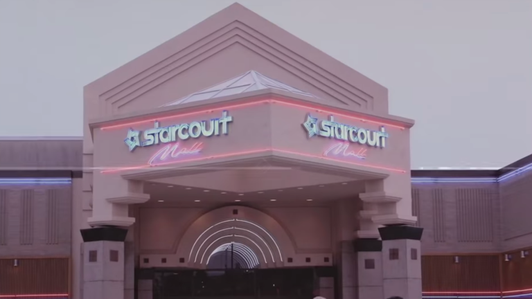 The Starcourt Mall From Stranger Things 3 Is Real