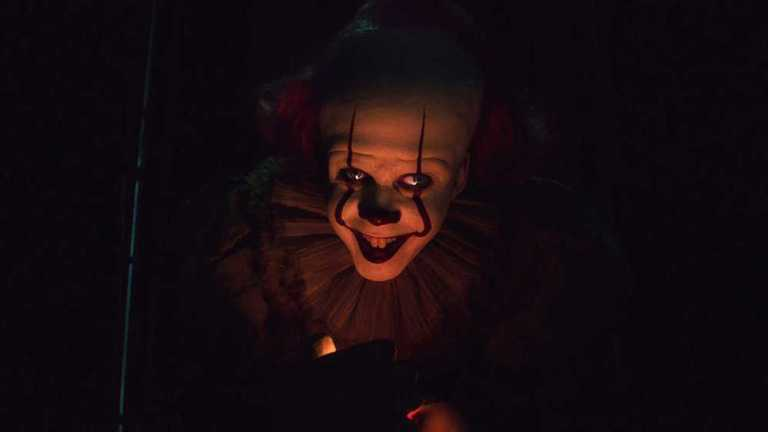 It Chapter 2 Pennywise Prequel Bill Skarsgard