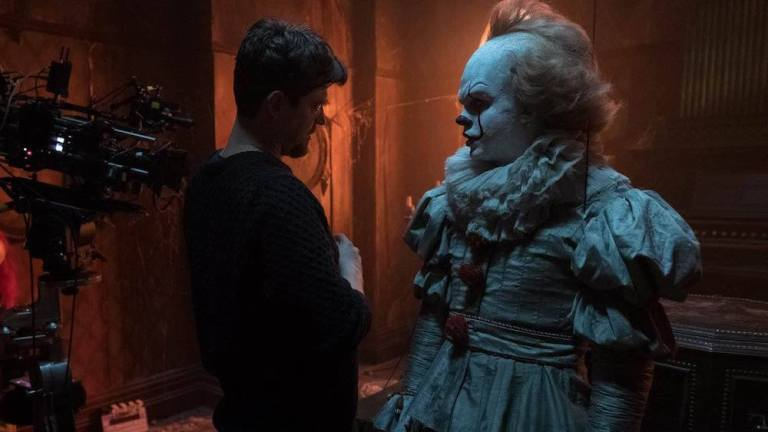 It Chapter Two Andy Muschietti Interview