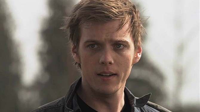 Jake Abel as Adam Winchester on Supernatural; The CW