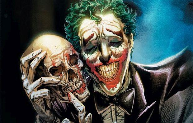 Joker Comic by John Carpenter