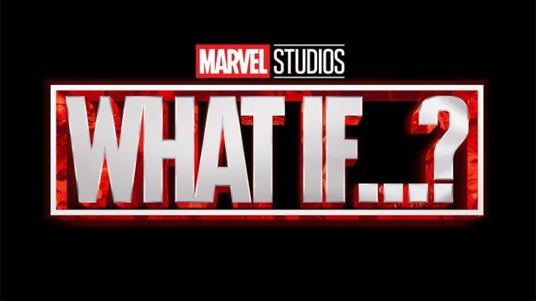 What If? Marvel Series Logo