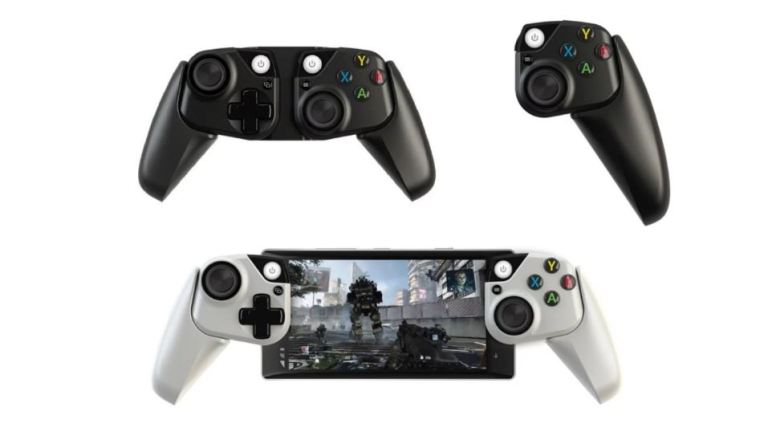 Microsoft Mobile Controllers patent