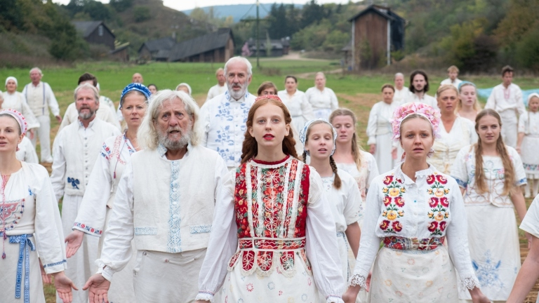 The Harga in Midsommar