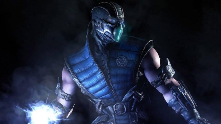 Mortal Kombat Reboot Movie Sub-Zero Cast