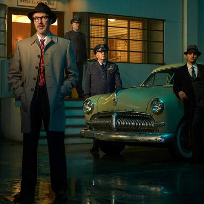 project blue book panel sdcc 2019