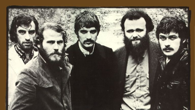 The Band Robbie Robertson Once Were Brothers