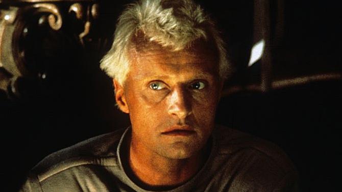 Rutger Hauer in Blade Runner; Warner Bros.