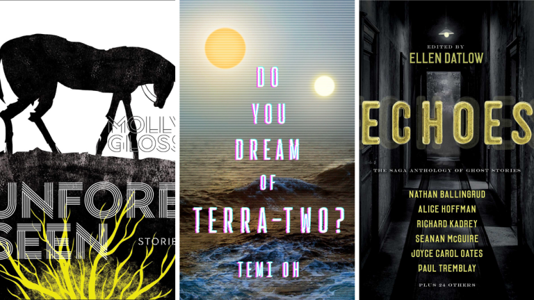 Summer Titles From Saga Press