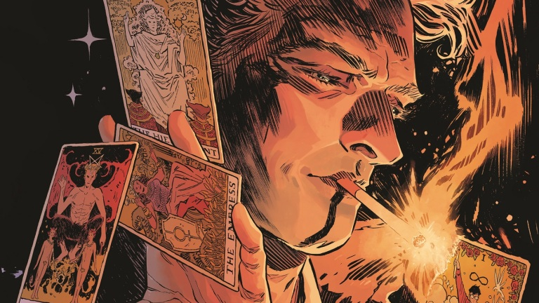 John Constantine Sandman Universe