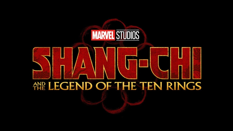 Marvel's Shang Chi and the Legend of the Ten Rings Logo