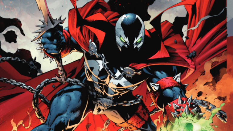 Spawn Movie Kickstarter