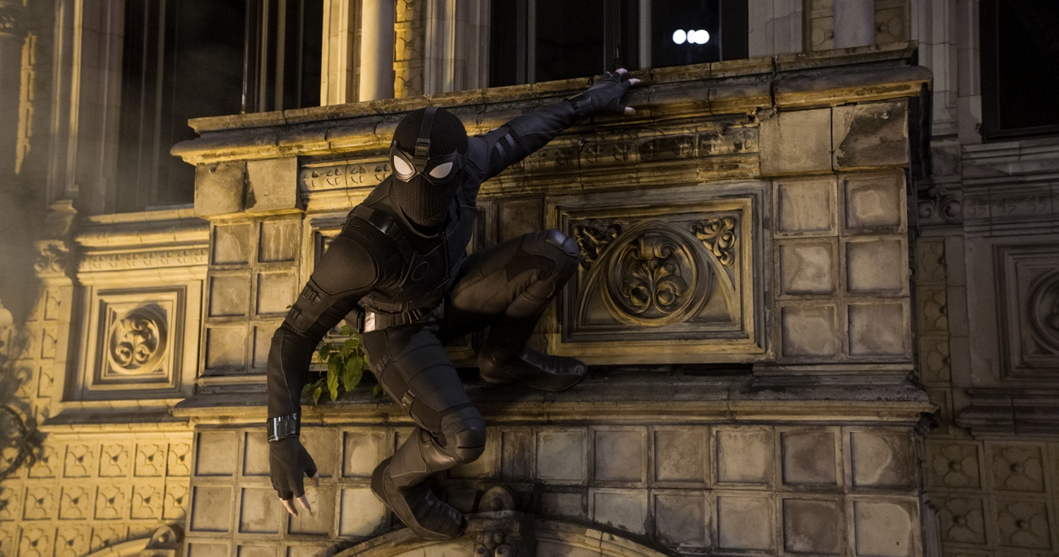 Spider-Man: Far From Home - How That Post-Credits Cameo Happened | Den of  Geek