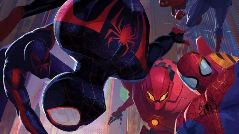 Spider-Verse Comic