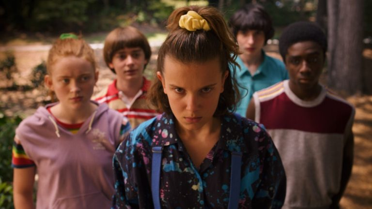 Stranger Things 3 Eleven Millie Bobby Brown Powers