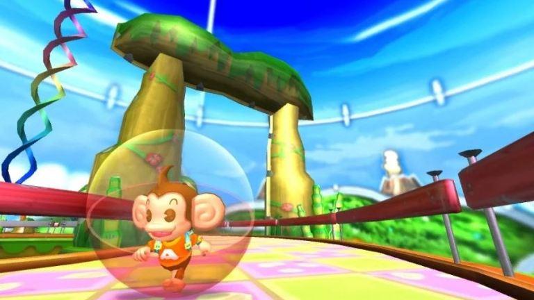 Super Monkey Ball Sequel Patent
