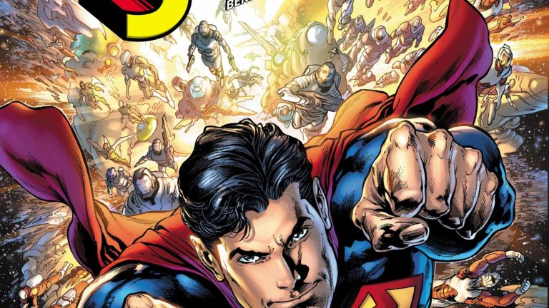 Superman #13 Cover