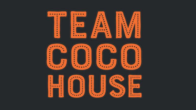 Team Coco House Conan SDCC 2019